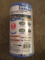 NEW! INTEX Pool Easy Set Filter Cartridge Type A or C #29000E