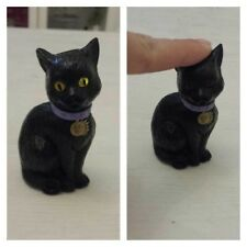 1990s RARE Mattel Barbie Pet Sabrina witch Hat & Salem Black Cat