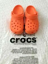 NEW Classic Crocs *Cosmic Orange * Unisex Clog *Multiple Sizes* *Fast Shipping*