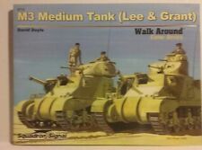 Squadron Signal publications,  M3 Medium tank (Lee & Grant)