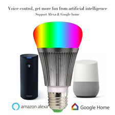 V3 7W WIFI Smart Light Bulb Wireless Dimmable RGB LED Lamp E27 Home Decor