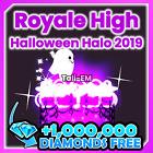 Внешний вид - ROBLOX ROYALE HIGH - HALLOWEEN HALO 2019 👻 RH, DIAMONDS (Read Description)