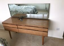 1960's Avalon Dressing Table with Mirror / Sideboard