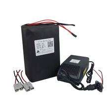 52V 48V 1500W Ebike Battery Pack 30Ah Lithium Li-Ion For Scooter Tricycle +PCB