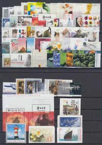BRD/Bund Jahrgang 2004 (Nr. 2374-2433) postfrisch/**, komplett mit sk + Block