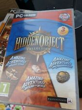 Hidden Object Collection (PC) brand new and sealed 3 complete games