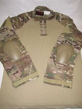 CRYE PRECISION DRIFIRE FORTEX MULTICAM FR COMBAT SHIRT ARMY OCP X-LARGE/REGULAR