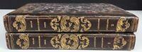 ESSAIS HISTORIQUES VERSER. D´ESPAGNE DE L'HISTOIRE. 2 VOLUMES.1836.