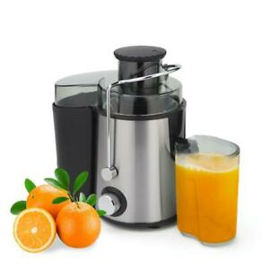 Zokop 800ml 800W 65mm Electric Juicer Machine 3 Speed Mode Extractor Fruit & Veg
