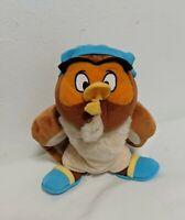 "Mattel Star Bean Disney Winnie The Pooh Nap Time Owl 6"" Small Soft Plush Toy"