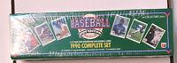 1990 Complete Set Baseball Upper Deck 3-D team logo holos The Collectors Choice