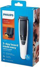 Philips Series 3000 Beard & Stubble Hair Trimmer Clipper 0.5-10mm - BT3206/13
