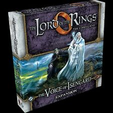 The Lord of the Rings LCG - Expansion: The Voice of Isengard