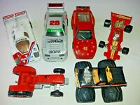 6 X Matchbox Die Cast Vehicles Specials Mustang, Porsche, Ferrari, Bog Buster