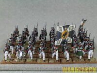 Napoleonic WDS painted RN 20 Russian Napoleonic Infantry 1809-1814 e70