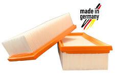 Filter für 2 x Festo Festool  CT 11 E Luftfilter Lamellenfilter Faltenfilter