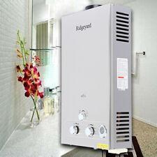 12L Warmwasserspeicher Durchlauferhitzer Gas Propangas Warmwasserbereiter 24KW