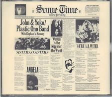 "JOHN & YOKO""SOMETIME IN NEW YORK CITY LIVE JAM "" 2 CD NUOVO BOX EMI (LENNON)"