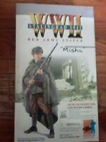 "Dragon 1/6 WW2 Action Figure ""Misha"" Red Army Sniper Stalingrad New life like"