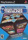 Midway Arcade Treasures 3 (Sony PlayStation 2, 2005) - European Version