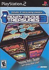 Midway Arcade Treasures 3 (Sony PlayStation 2, 2005)