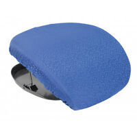 Aidapt Lightweight Easy Uplift Seat Assist Cushion Mobility Aid- Blue