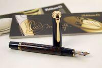 Pelikan Special Edition Souverän M800 Stone Garden Füller Fountain Pen Neu -M-