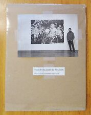 ALEC SOTH - HUGE FOAM PARTY POSTER (2012) - MINT/STILL SEALED & SOLD OUT/RARE