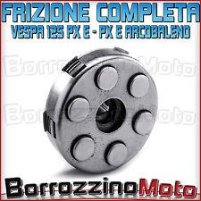 FRIZIONE COMPLETA DI DISCHI PER PIAGGIO VESPA PX E 125 Z20 20 DENTI