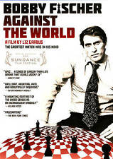 BOBBY FISCHER AGAINST THE WORLD   NEW DVD FREE SHIPPING!!