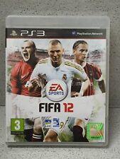 JEUX PS3 FIFA 12 AVEC NOTICE PLAYSTATION