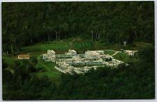 Vintage VT Postcard Carthusian Monastery Equinox Mountain Arlington Vermont A05