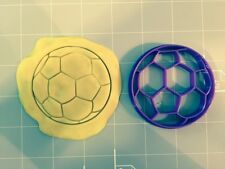 Soccer/ Football Cookie Cutter