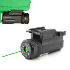Green Laser Sight Universal 20mm Rail Mount For Pistol Rifle