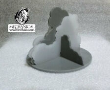 "Smoke Marker 4"" Base - Bolt Action war gaming role playing games terrain"