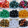 Wholesale 50Pcs 6mm Natural Gemstone Round Spacer Loose Beads Jewelry Making