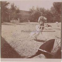Viaggio IN Italia Foto Amateur Vintage Citrato Ca 1900 #46