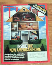 TIME MAGAZINE OCTOBER 14 2002  THE NEW AMERICAN HOME IRAQ VERY GOOD