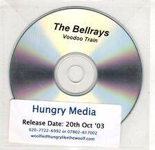 (GT985) The Bellrays, Voodoo Train - 2003 DJ CD