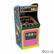 TOTALLY 80s Party Decoration ARCADE Video GAME Atari Space Invaders CENTERPIECE