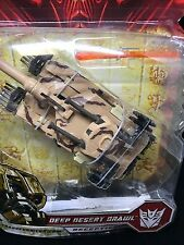 Transformers ROTF Revenge of the Fallen  DEEP DESERT BRAWL Deluxe Class 2008