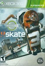 Skate 3 Platinum Hits Xbox 360 - LN