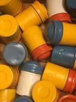 Vintage Kodak Film Metal Canister Container
