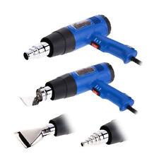 220V 1500W Hot Air Heat Gun Dual Temperature+ 4 Nozzles Power Tool Set EU Plug