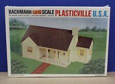 Plasticville 1912 O New England Rancher House Kit NIB Factory Sealed 1960s