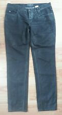 McQ - Alexander McQueen - Womens Coated Grey Jeans - W29 L32 - Freepost