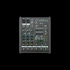 Mackie ProFX4 v2 4-Channel Professional Studio Live Audio Mixer w/ On-Board FX