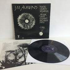 Ulrich Schaffer & Siefgried Fietz - Im Aufwind | First Press | LP: Near Mint