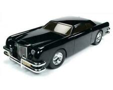 "AUTO WORLD 1/18 DIECAST BLACK 1971 LINCOLN CONTINENTAL FROM 1977 MOVIE ""THE CAR"""