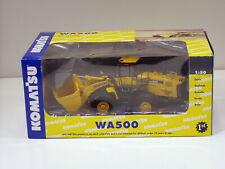 """Komatsu WA500 Loader - """"CONEXPO 2008"""" - 1/50 - First Gear #50-3121C"""
